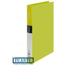 Bìa nhẫn nhựa King Jim A4 19mm 641GSV Pea Green