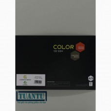 Giấy bìa màu 120gsm Light Greenish Gray 79cm x 109cm