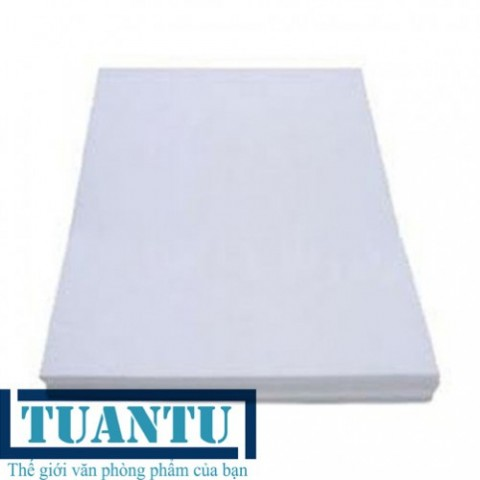 Giấy Couche A4 160gsm
