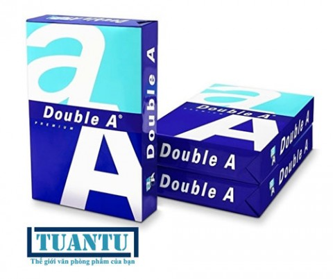 Giấy Double A A5 70gsm