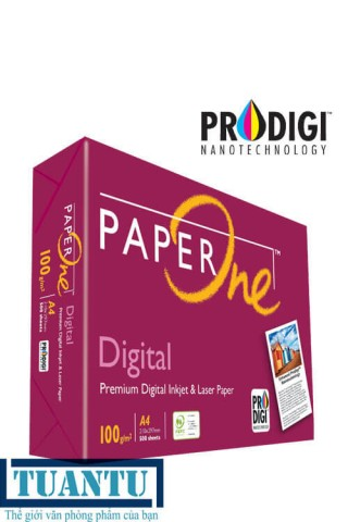 Giấy PaperOne A4 100gsm