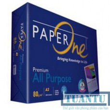 Giấy PaperOne A3 80gsm