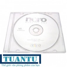 Vỏ CD mica trong suốt