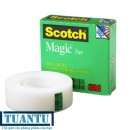 Băng keo dán tiền Scotch® Magic™ 810